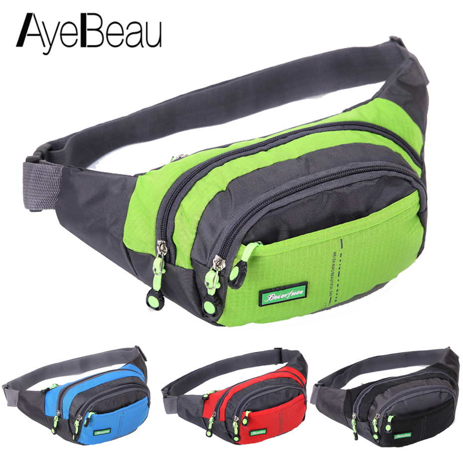 Sports Drawstring Backpack And Bumbag Fanny Pack Matching Gift Set Weekend Festival Travellers Bags Black White Stripe Gym Bag Set