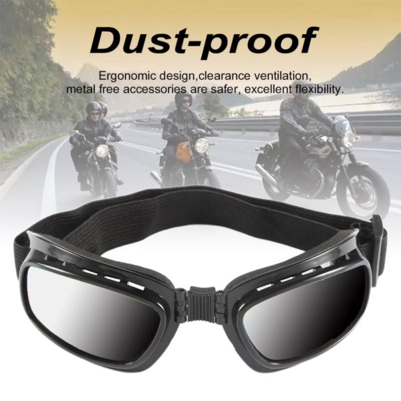 Ski-Goggles Glasses Motocross Windproof Anti-Glare Sports Uv-Protection title=