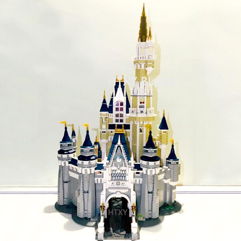 Legoing Friend House City Creator DIS Cartoon Castle Compatible Legoeds Movie Mi Mouse psyduck Figures Building Blocks Toys Gift