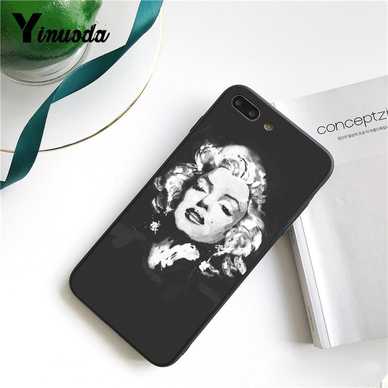 Alternative Tattooed Marilyn Monroe iphone case