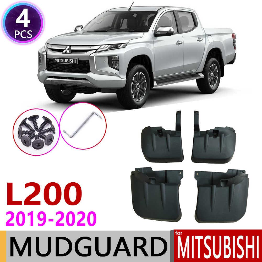 Mitsubishi l 200 modelo 2020