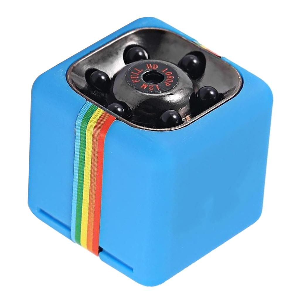 SQ11 1080P Mini Car Hidden DV DVR Camera  Dash Cam IR Night Vision 1080P Dash cam + back clip + USB cable