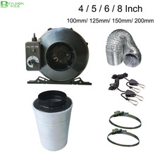 Activated-Carbon Tents Ratchet-Lights AIR-FILTER BEYLSION Ce for Lifters-Set Centrifugal-Fans
