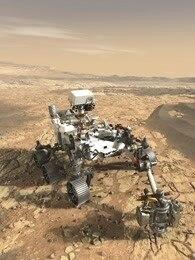 好奇號的火星徵程