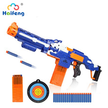 Plastic Gun Toy-Gun Pistol Arma Soft-Bullet Sniper Rifle Nerf Electrical Children Hot