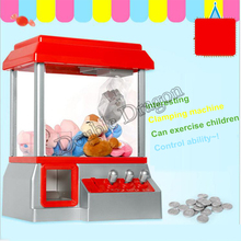Toy Crane-Machine Grabber Catcher Claw Arcade-Game Candy-Doll Coin-Operated Led-Lighting