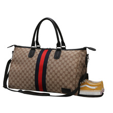Travel Duffle Hand-Luggage Sport Women Luxury Large Shoe-Positions Wear-Resistant Independent