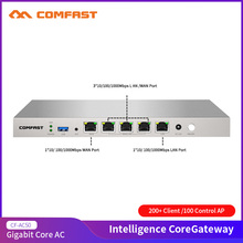 AC Router Qos COMFAST Pppoe Multi-Wan/load-Balance Full-Gigabit Enterprise Wifi Gateway