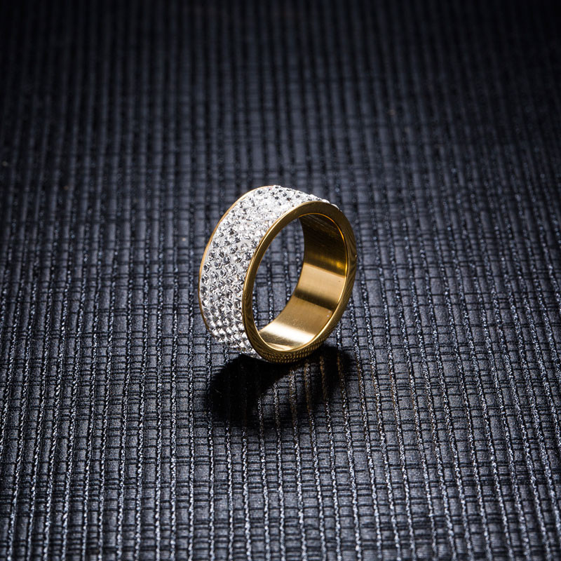 ZORCVENS-New-Brand-Fashion-Jewelry-Women-Gold-Color-Stainless-Steel-Wedding-Rings