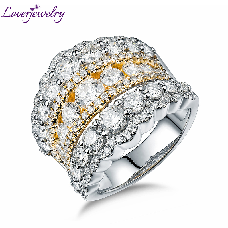 Silver Gems Factory Mens Wedding Anniversary Band Ring in 18k Rose Gold Finish Brass Lab Yellow Citrine