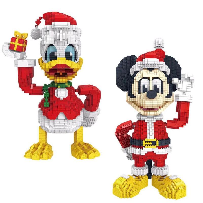 Mickey Maus Clubhouse Minnie und Daisy Ente Liebe Anhänger