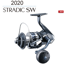 Spinning Fishing Reels-Light Saltwater Shimano Stradic 5000 Cranking SW 6000 Infinity-Drive-Technology
