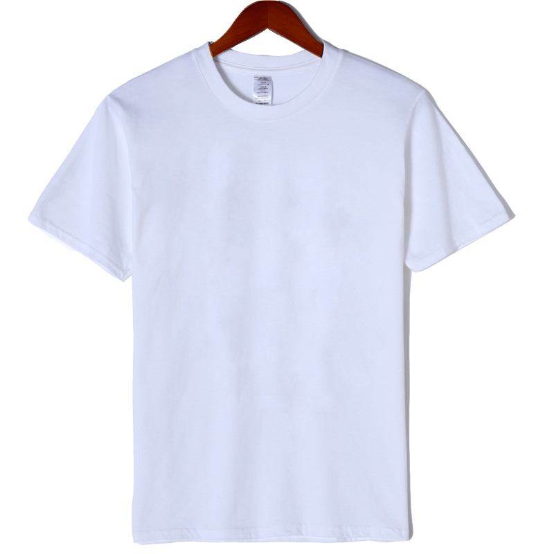 New solid color Short T-shirt Casual Brand men's High quality 100% Cotton O-Neck t-shirt for men T-shirt top harajuku