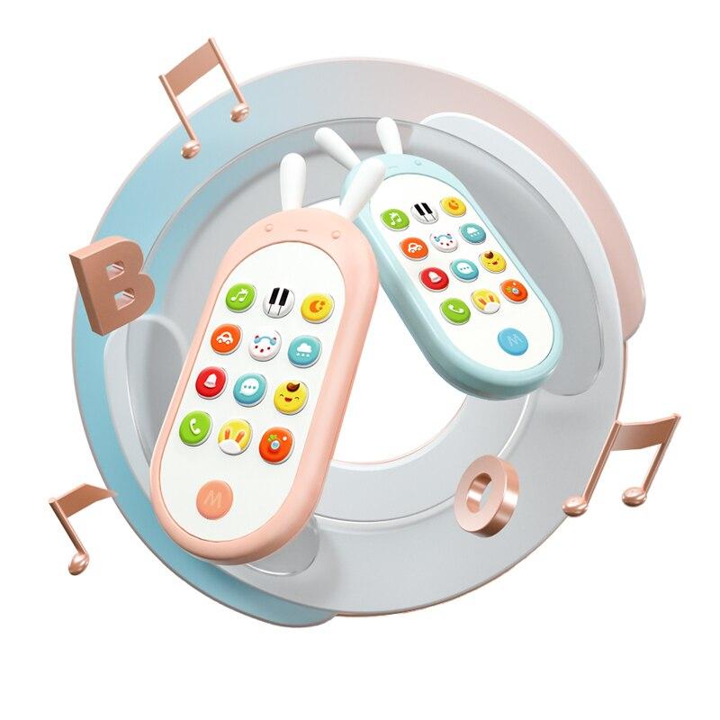 beiens телефон игрушки для детей от 0-12 мес, детские телефоны, детский телефон игрушка мобиль, игрушки для малышей музыкальные, держать телефон игрушечный, смартфон для ребенка