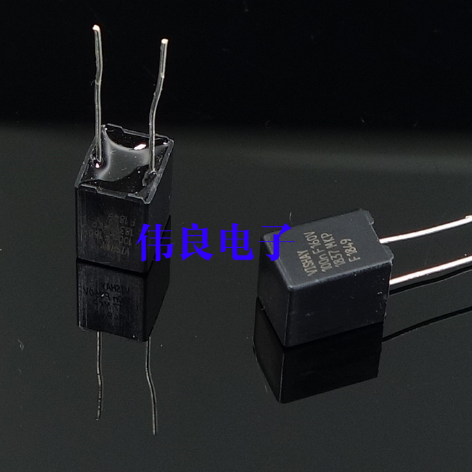 400V 0.22uF Promise coupling capacitor Silver copper foot capacitor