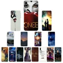 Мягкий силиконовый чехол Motirunner Once Upon A Time для IPhone 11 Pro XS MAX 8 7 6 6S Plus X 5 5S SE XR(China)