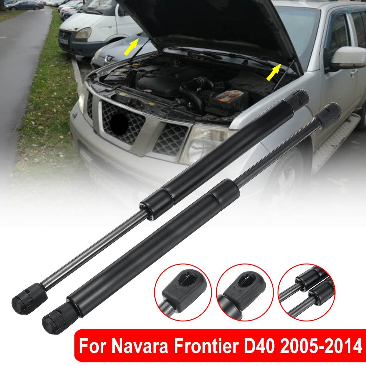 Par De Heavy Duty 4+1 Resorte Apto Para Nissan Navara 4X4 D40 2.5 dCi 2005 en