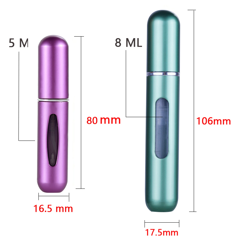 Portable-5-ml-8-ml-Travel-Mini-Container-Aluminum-Refillable-Perfume-Spray-Bottle-Empty-Cosmetic-Containers