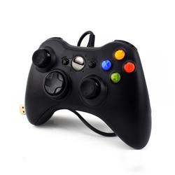 Проводной USB джойстик DATA FROG, тонкий контроллер для Xbox 360, ПК, Steam-игр, совместим с Windows 7/8/10