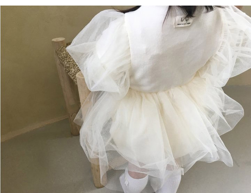 Baby Princess Party Wedding Dress 10