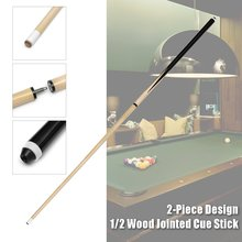 Snooker Pool-Cue-Kit Billiards 145cm/57inch American Home Adult 2pcs Entertainment-Tools