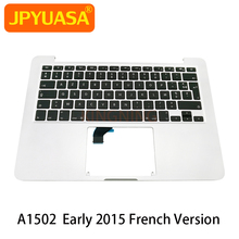AZERTY Tastiera Francese Con Palmrest Top Case Per Macbook Pro Retina 13