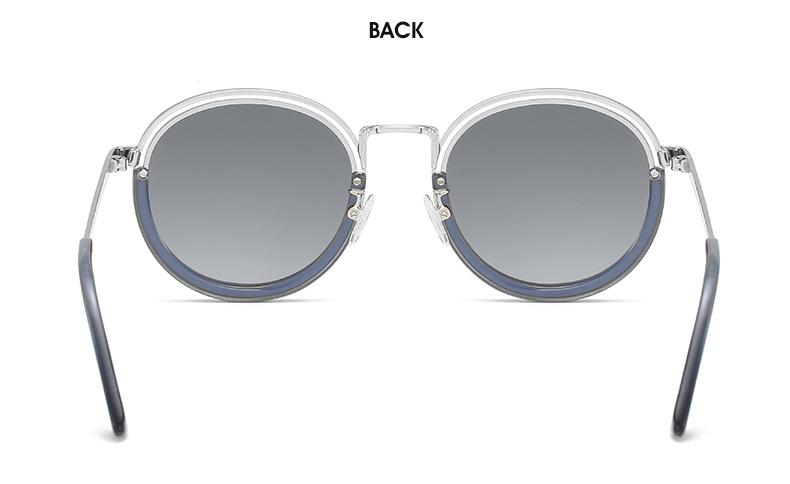 Sunglasses Women Vintage Round Sun Glasses Polarized Lens UV400 Anti Reflective Summer Polarized Women Snnglasses (25)