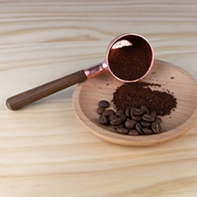 Kitchen Products Copper Coffee Scoop, Copper Coffee Measuring Spoon, Coffee Scoop
