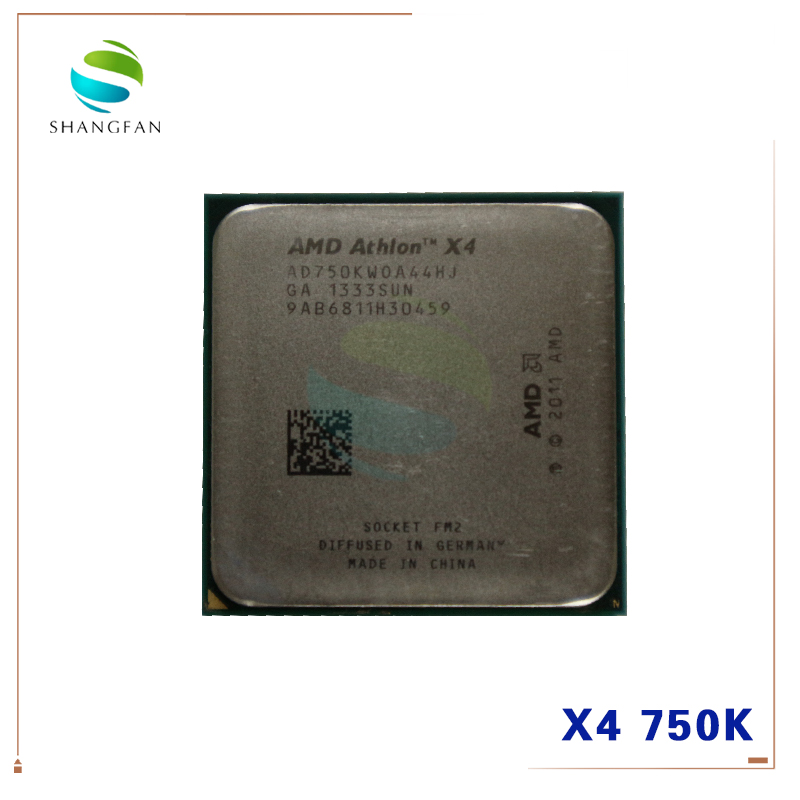 AD870KXBI44JC 100/% work AMD Athlon X4 870K CPU 3.9GHz Socket FM2+