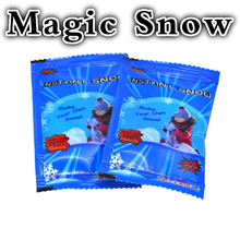 Snow-Powder Christmas-Decorations Artificial-Snow-Flakes Instant Fake Home for Festival