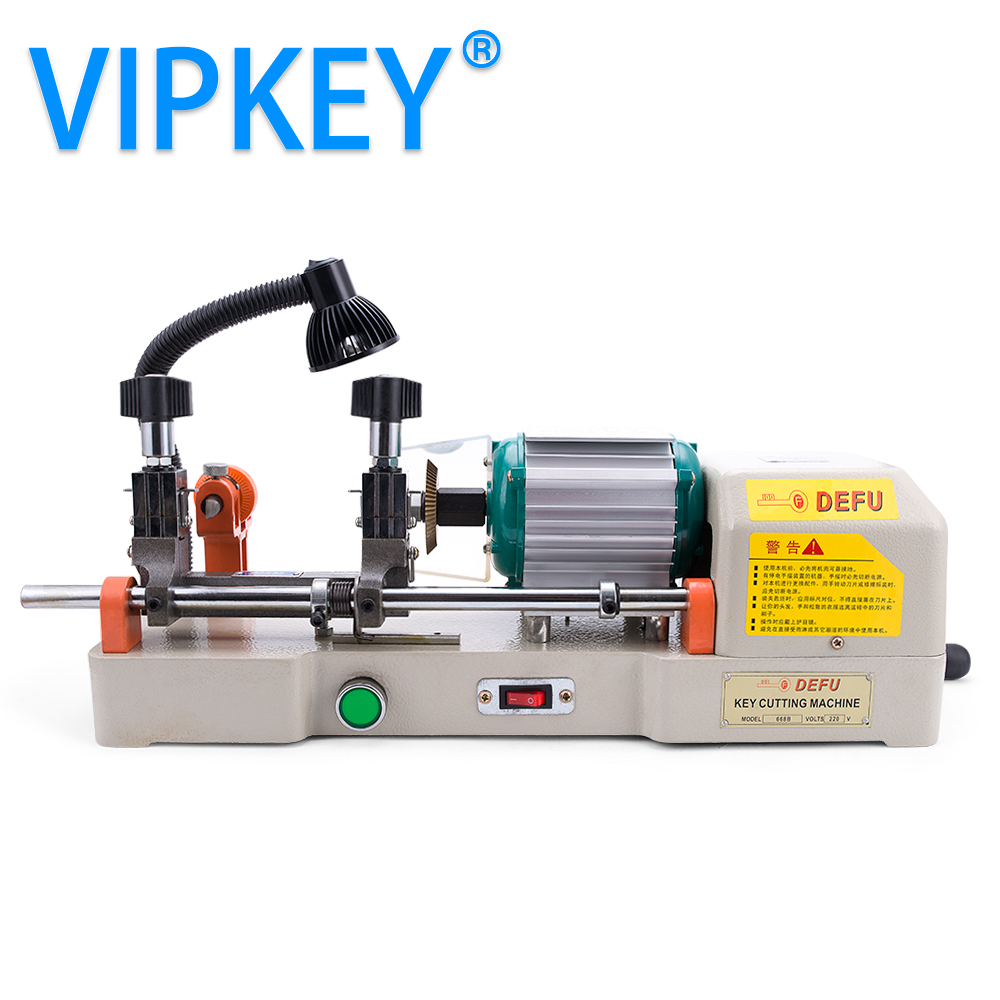 Brand New Key Duplicating Machine Cutting Machine 238RS 220V Locksmith Tools