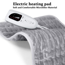 Mat Heating-Pad Winter 6-Level Relief-Mat Effectively Body-Pain Adjustable