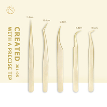 Custom Lash Tweezers Lash Extension Tweezers Lash Tweezer Sets Tweezers Eyebrow Tweezers Mini Nail Art Tweezers Makeup Tool