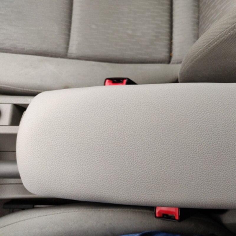 BIlinli Car Styling Cubierta del reposabrazos Consola Central Tapa de la Cubierta del reposabrazos para Audi-A4 B8 Serie 2008-2012 Modelos de autom/óviles