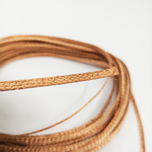 Heat-Sink Cable-Sleeve Braided 10M Network for Power Audio-Speaker Metal 2mm-20mm Copper-Shield