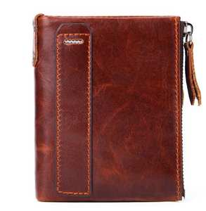 Short Wallet Double-...