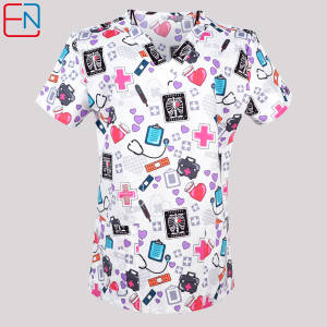 Uniformes Scrubs-Top...