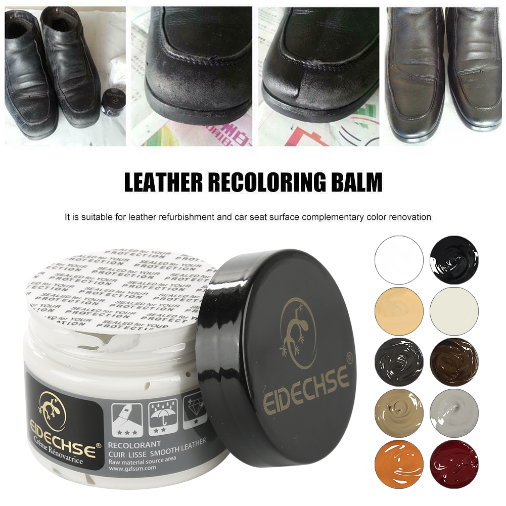 Leather Complementary Color Paste Auto Car Seat Sofa Shoes Coloring Cream NIGH