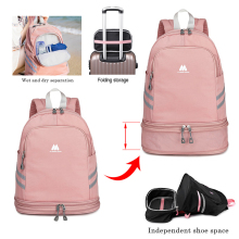 Backpack Shoes Swimming Rucksack Sports-Bags Travel GYM Waterproof Beach Pool for Camping
