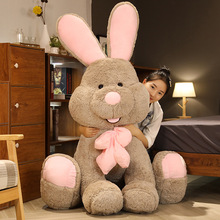 Stuffed Pillow Toys Plush-Toy Animal Ear-Bunny Giant Rabbit Baby Kawaii Gifts Soft Cartoon