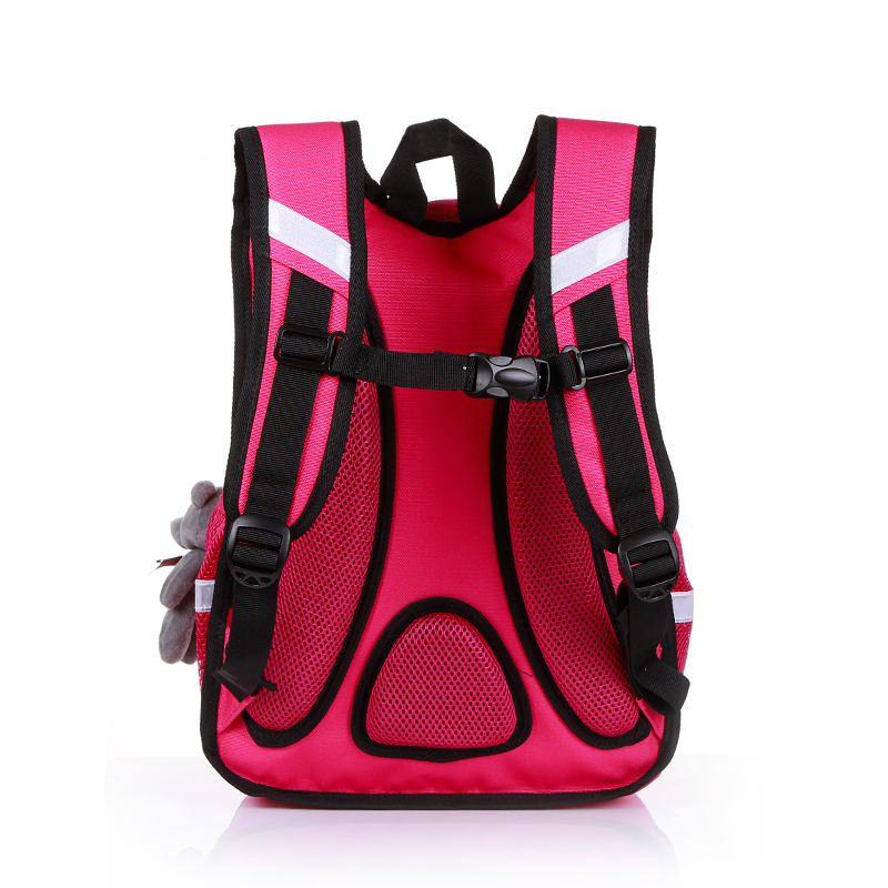 New Orthopedic School Bags For Girls Cartoon Children School Bag Kids Satchels Girl Knapsack Top-Quality Book Bags