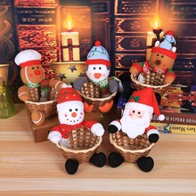 Candy-Basket Decoration Table-Top Sugar Large Children's