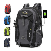 Hot Unisex Waterproof Backpack Men Large Capacity Bagpack Climbing Hiking Bag Casual Sport Bags Outdoor Camping Travel Backpacks