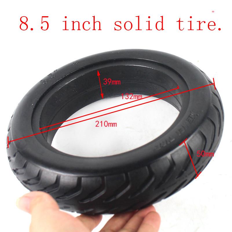 2Pcs 8.5 pollici di spessore del pneumatico tubo interno 8 1//2 x 2 per XIAOMI mijia M365 Elec C8E8 5X