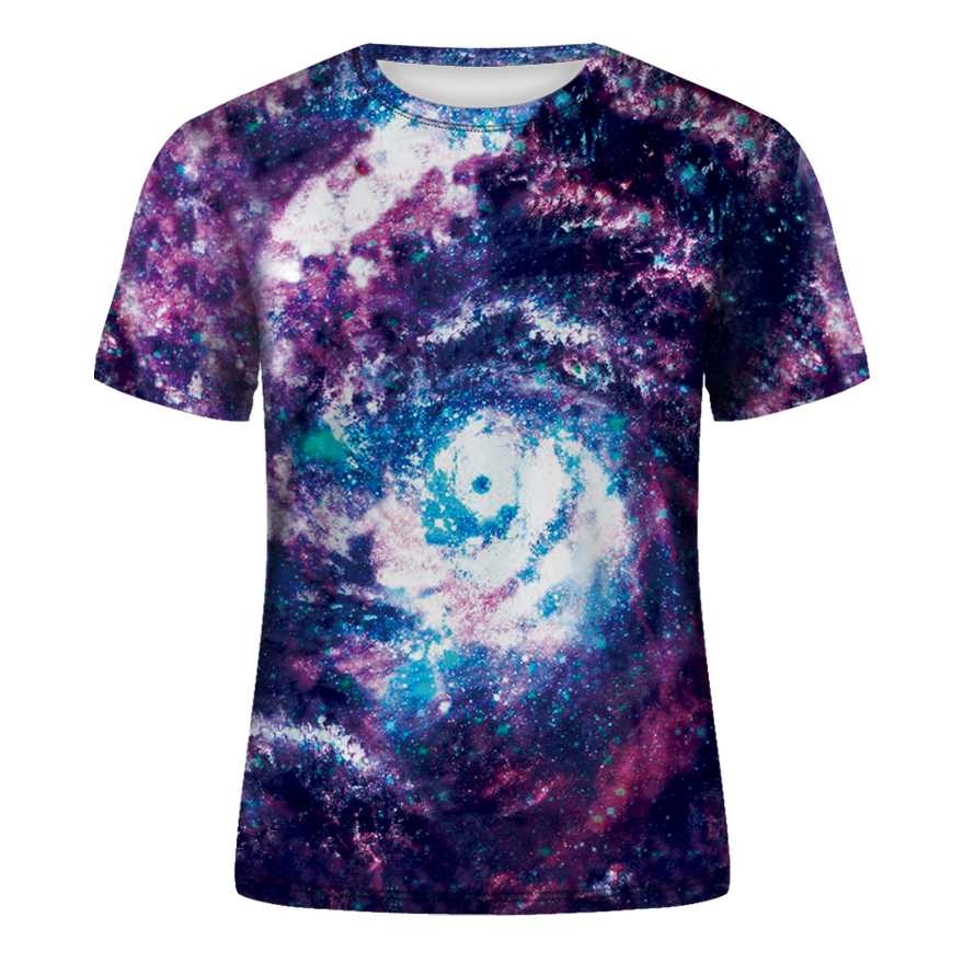 DE061-T恤短袖模版-前
