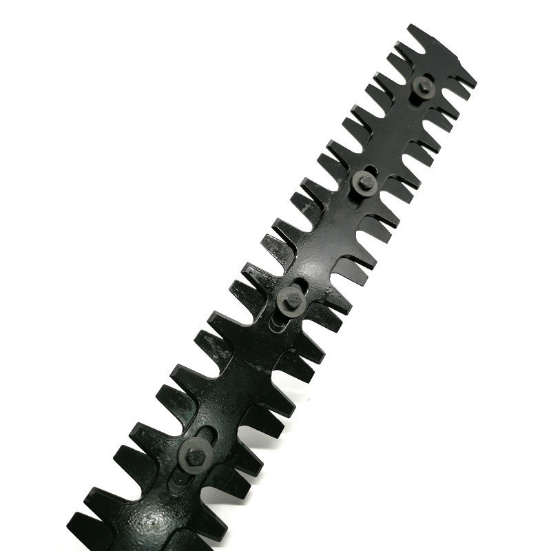 Outils taille haie pour débroussailleuse 26mm/28mm 7/9 dents
