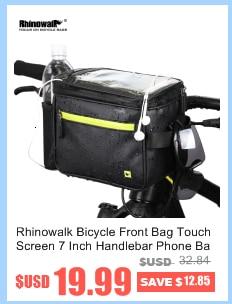 Bike Bag Touch Screen Handlebar Front Tube Bag Shoulder Bag for Phone Camera GPS
