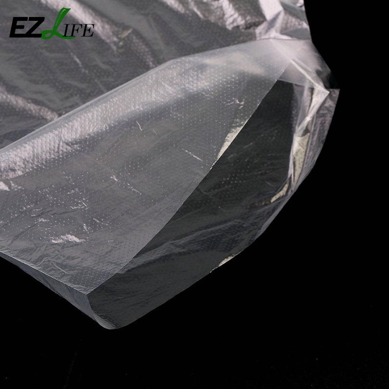 50/100 Pcs Food Grade Plastic Disposable Gloves For Kitchen Restaurant Vegetable Gloves Dishwashing Cleaning Fruit D5B7 -