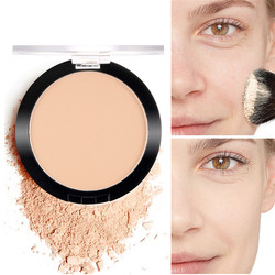 SACE LADY Compact Powder Oil Control Matte Makeup Setting Pressed Powder Pores Invisible Mate Make Up Natural Finish Cosmetics