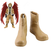Cosplay Shoes Hawks Boots Costume-Accessories Academia Carnival-Party Hero My Boku Halloween